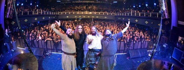 HRH Metal – Reports From the Front Line